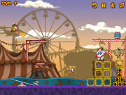 Play Bobby Nutcase and the Acrobat Smashers game