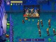 Play Beans vs Zombies game