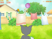 Play Tom and Jerry in Refriger Raiders game