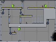 Play Blob - Escape from Lab-16B game