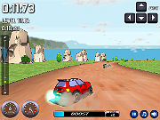 Play Drift Runners 3D game