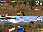 Play Top Truck 3D game