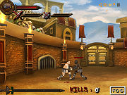 Play Spartacus: First Blood game