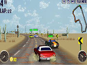 Play V8 Muscle Cars game