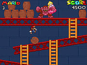 Play Donkey Kong Remix game