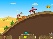 Play Flintstones Ride game