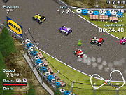 Play Grand Prix Go 2 game