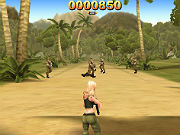 Play Katie Commando game