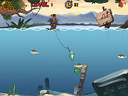 Play Indians Fishing game