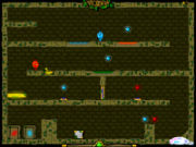Play Fireboy & Watergirl: The Forest Temple 3 game