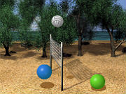 Play Volley Spheres 2 game