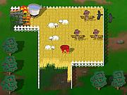 Play Burning scarecrows game
