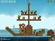 Play Siege Hero: Pirate Pillage game