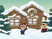 Play Christmas Boulder game