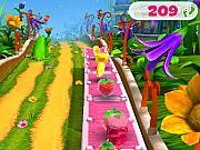 Play Strawberry Shortcake Berry Rush game