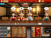 Play Youda Sushi Chef game