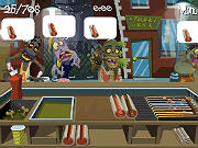 Play Zombie Burger game