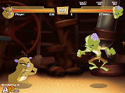 Play Zombie Vs Hamster game