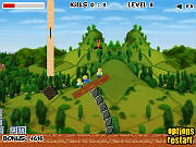 Play Destroy The Village game