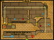 Play Fireboy & Watergirl 2: The Light Temple game