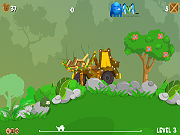 Play Forest Truck game