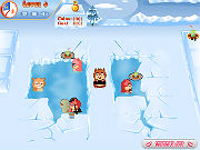 Play Hamster Blue Lagoon game