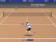 Play 3D Tennis game