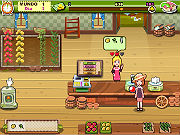 Play Flower Style Shop game
