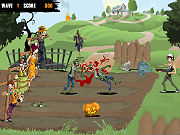 Play Zombie Waster game