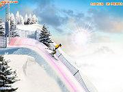 Play Big Snow Tricks game