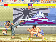 Play Street Fighter II Champion Edition game