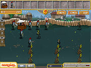 Play Teelonians Clan Wars game