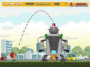 Play Big Evil Robots game