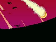 Play Dino Run: Escape Extinction! game