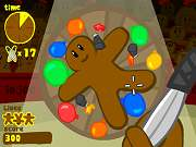 Play Gingerbread Circus game