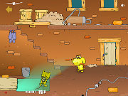 Play Zombie Cats game