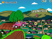 Play Homers Donut Run game