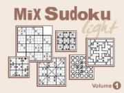 Play Mix Sudoku Light Vol.1 game