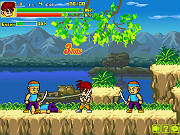 Play Yan Loong Legend 2 : The Double Dragon game