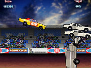 Play Destroy More Cars game