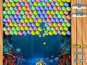 Play Bubble Ocean game