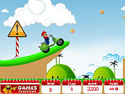 Play Mario Ride 2 game