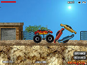 Play Monster Truck Demolisher game