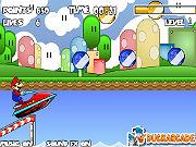 Play Mario Jet Ski game