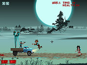 Play Zombie Truck game