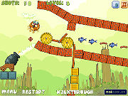 Play Catopult game