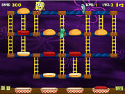 Play Sponge Bob: Patty Panic game