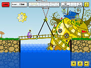 Play Bridge Craft game