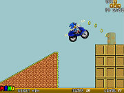 Play Sonic Enduro Race game