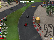 Play Red Kart Racer game
